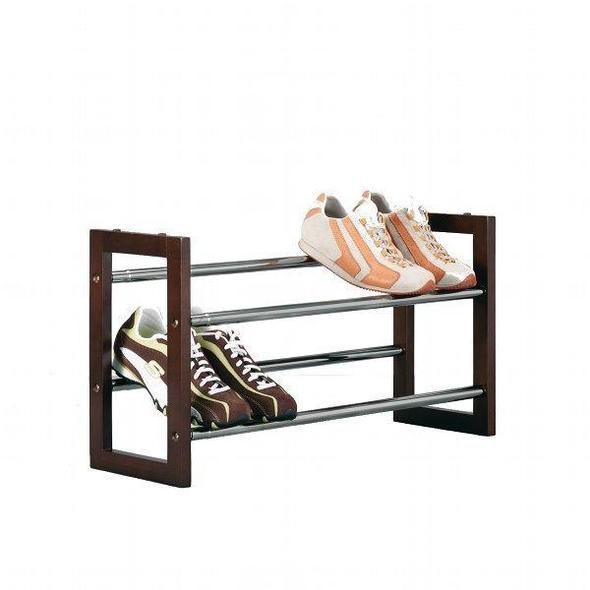 Quel rangement pour les chaussures solutions pratiques - Rangement chaussures en bois ...