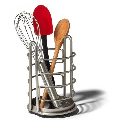 Accessoires de rangement cuisine ustensiles et couverts for Porte ustensile cuisine