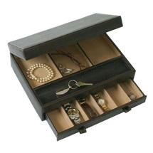 Elégant rangement pour les montres et les bijoux