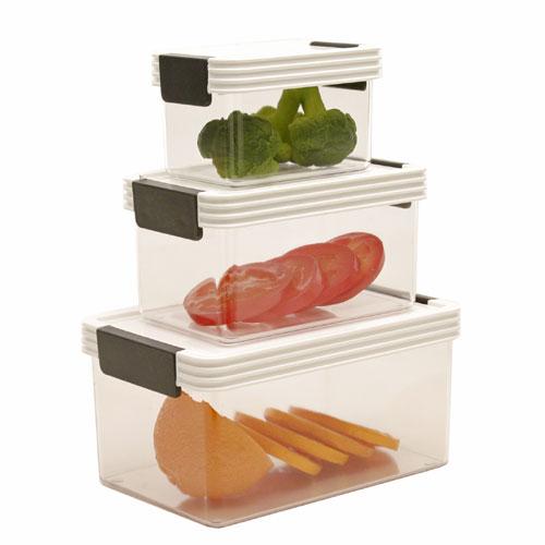 boites de conservation herm tiques et boites de rangements alimentaires comment bien les choisir. Black Bedroom Furniture Sets. Home Design Ideas