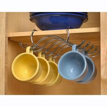 Rangement pour tasses et mugs, porte-tasses