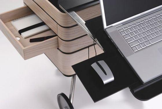 poste de travail mobile design