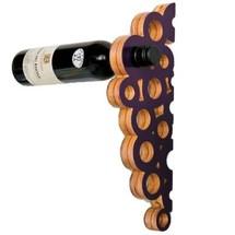 Porte bouteille vin design, rangement bouteille cuisine, rangement bouteille de vin