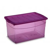 boite rangement transparente couleur Thisga