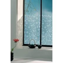 Des films opaques et d coratifs pour vos vitres - Film occultant electrostatique pour fenetre ...