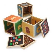 Set 3 boites de rangement enfant