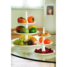 Corbeille fruits 3 niveaux