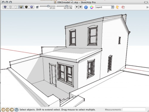 6 logiciels 3d pour am nager sa maison - Logiciel agrandissement maison ...
