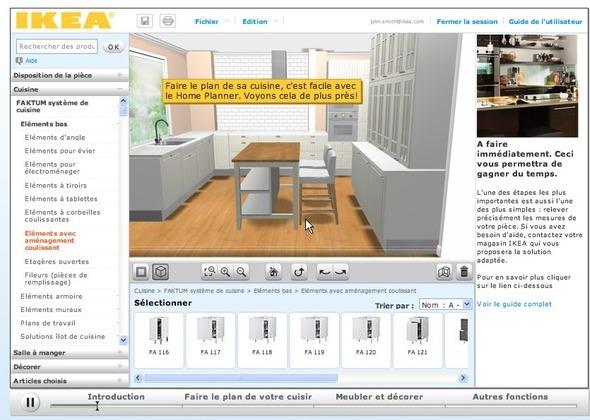 Image gallery ikea cuisine logiciel for Logiciel de plan de cuisine 3d gratuit