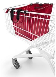 le sac de course pour caddie ne partez plus sans lui. Black Bedroom Furniture Sets. Home Design Ideas