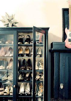 39 bonnes id es pour ranger ses chaussures - Comment ranger ses chaussures quand on a pas de place ...