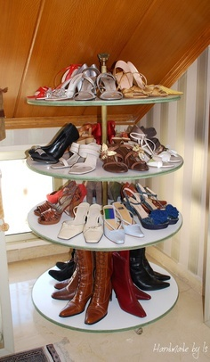 etagere chaussure dressing