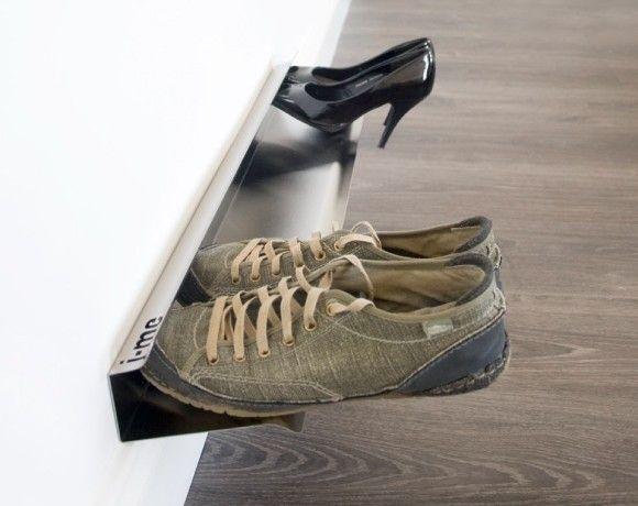 Rack à chaussures
