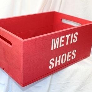 Boite à chaussure orpheline