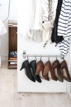 39 ingénieuses idées pour ranger ses chaussures (la suite)
