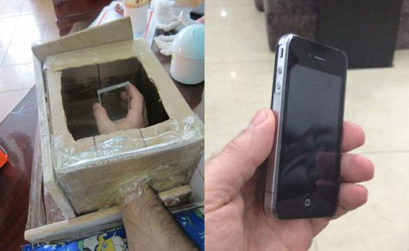 La patère main iPhone : Comment a t-elle été créée ?