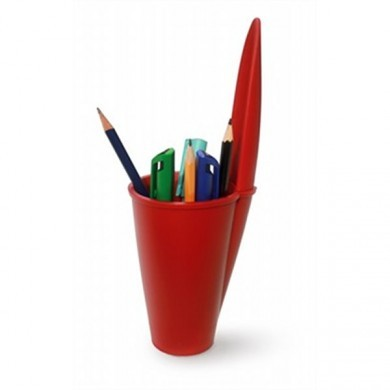 Pot crayon design
