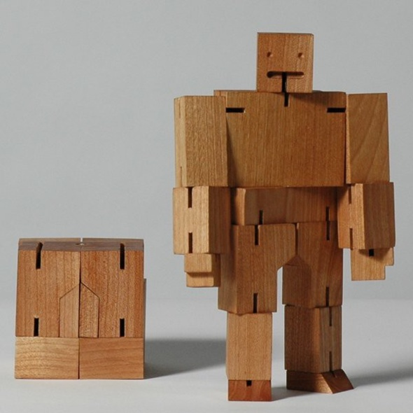 Figurine casse-tête