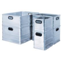 Caisse en aluminium empilable - Série U