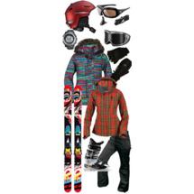 Comment entreposer ses affaires de ski ?