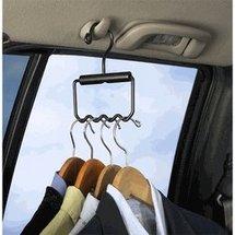 crochet de voiture, crochet porte-cintres