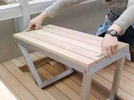 Le meuble rétractable et pliable: une option d'avenir ?