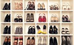 Des idées de rangement chaussures