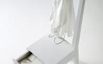 Rangement 2 en 1 : la chaise à tiroir