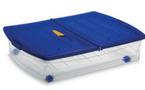 Ranger sous son lit : housses sous vide et boites de rangement pour gagner de la place
