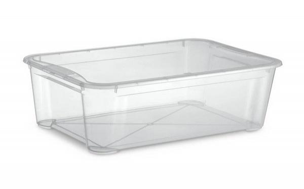 Boites de rangement en plastique : pratiques et résistantes