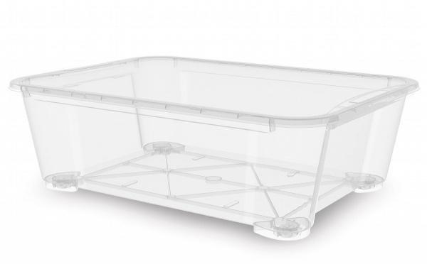 Une boite de rangement plastique XXL
