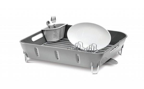 L'égouttoir vaisselle compact