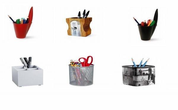 6 pots à crayons pour un bureau bien rangé !