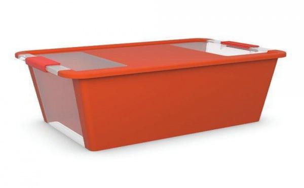Connaissez-vous les boites plastiques bicolores ?