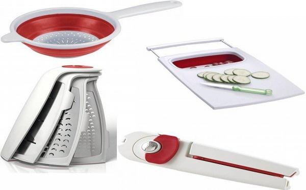 Des nouveaux accessoires de cuisine chez Thisga