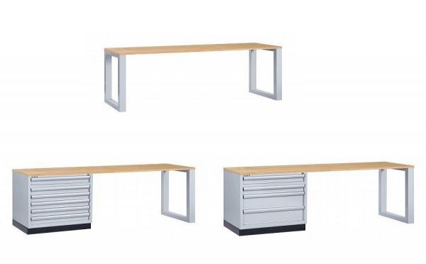 Aménager l'atelier avec du mobilier professionnel