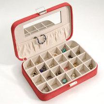 boite à bijoux compartimentée Thisga