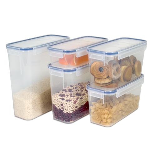 boite de conservation aliment, boite fraicheur, boite alimentaire hermétique, boite de rangement cuisine hermétique, boite alimentaire empilable, rangement hermétique pour aliment