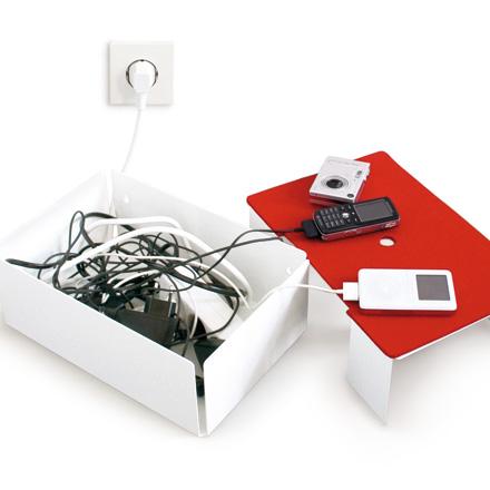 station de chargement appareils électroniques