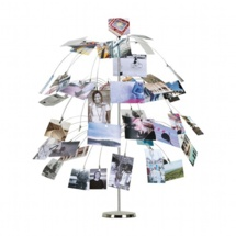 Porte photos pince : un cadeau design et original