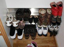 Rangement chaussures pour le dressing