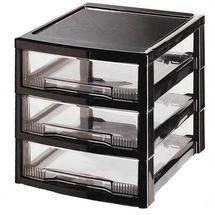Bac rangement 3 tiroirs