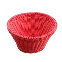 Corbeille rouge Thisga