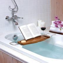 Plateau détente baignoire