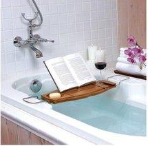 Plateau détente pour baignoire