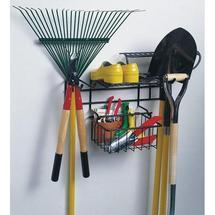 Râtelier pour outils de jardin