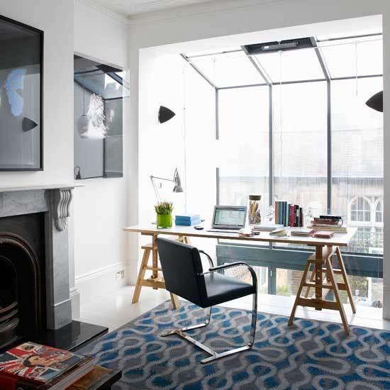 comment organiser mon bureau la maison. Black Bedroom Furniture Sets. Home Design Ideas