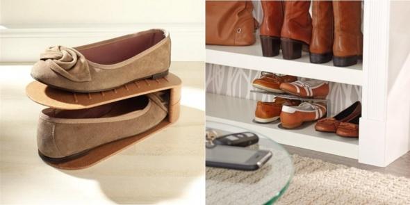 Charmant Doubleur Chaussures