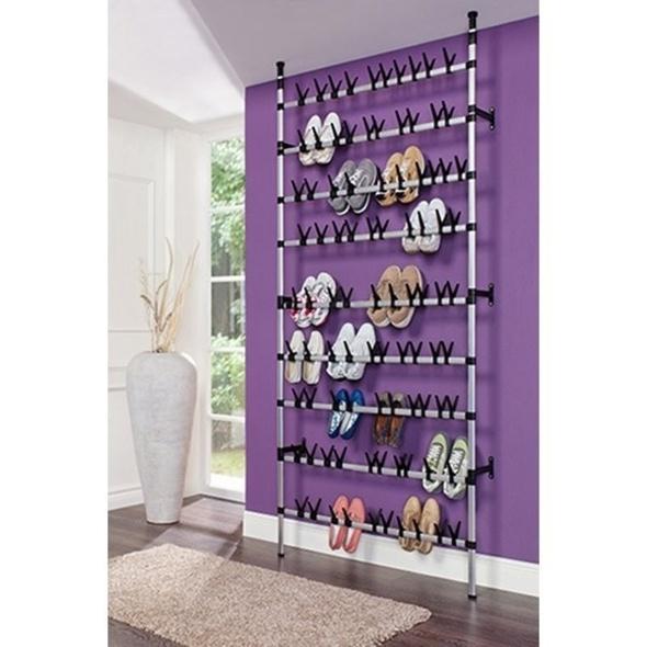 39 bonnes id es pour ranger ses chaussures for Idee rangement chaussures petit espace