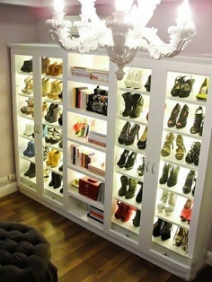 Armoire à Chaussures Post Euromillions